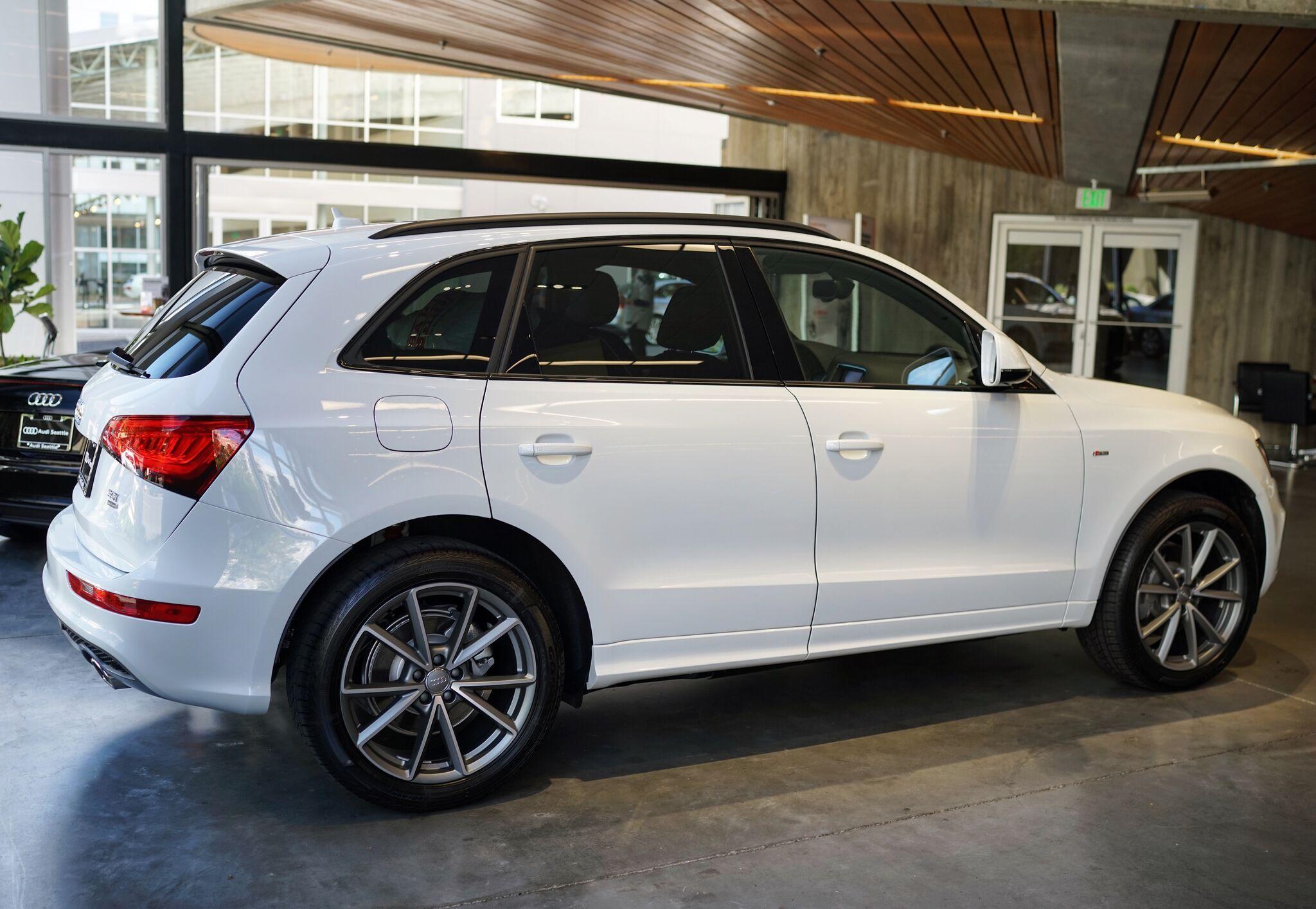 Black Optics Q5 | Audi Seattle | Seattle, WA | AudiSeattle