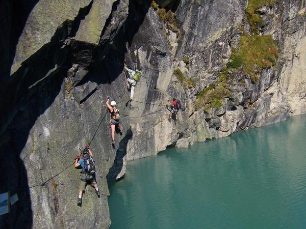 Klettersteig Austria : Képtalálat a következőre u eklettersteig österreichu d via ferrata