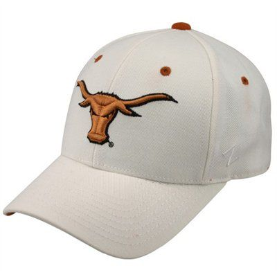 finest selection 2e0e7 30a71 ... promo code ultimatetailgate fanatics zephyr texas longhorns white dhs  fitted hat fa8fd 3946e