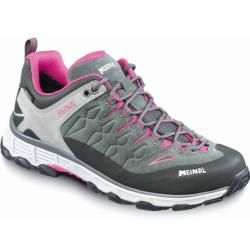 Meindl Damen Multifunktionsschuh Lite Trail Lady Gtx, Größe 41 in Anthrazit/Pink, Größe 41 in Anthra #hikingtrails