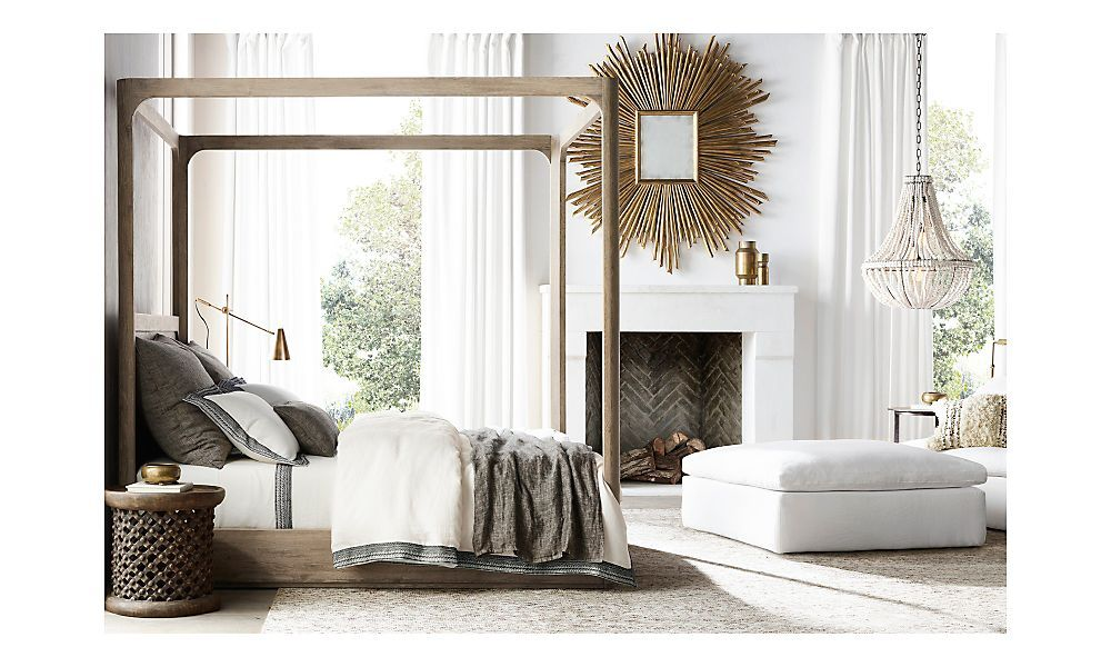 Restoration Hardware is the world's leading luxury home