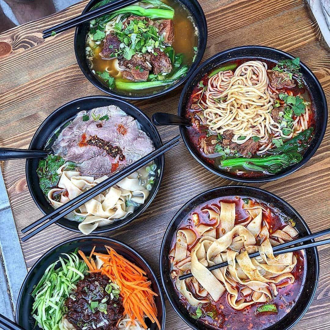 A quién le gustan los fideos chinos? 😋🍜 —Si te gustó dale ...