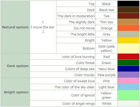 harriet color guide animal crossing