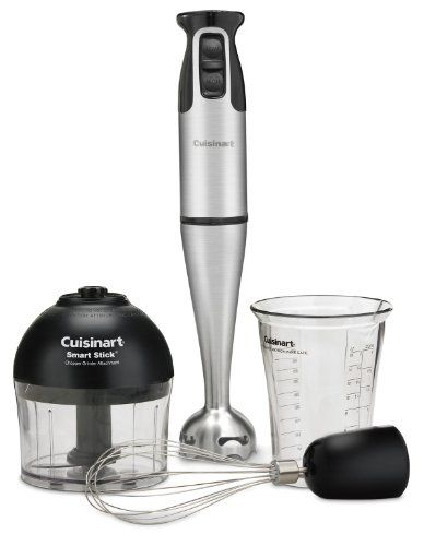 Cuisinart Smart Stick 2 Speed 200 Watt Immersion Hand Blender With