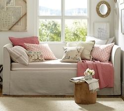 Whimsical Raindrop Cottage Home Decor Daybed With