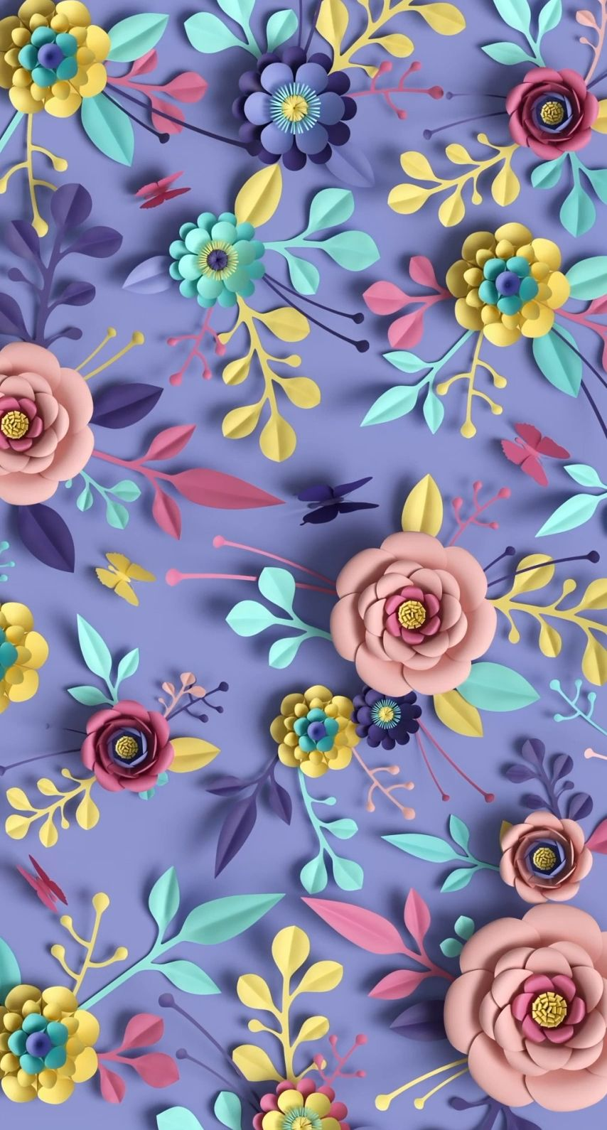 Flowers Live Wallpapers For Your Iphone Xs From Everpix Live