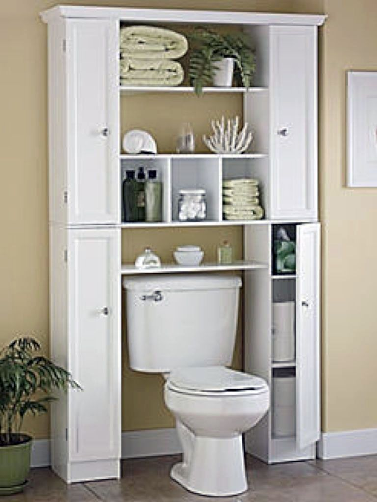 Inventive Bathroom Storage Ideas Facilitated In 2020 With Images