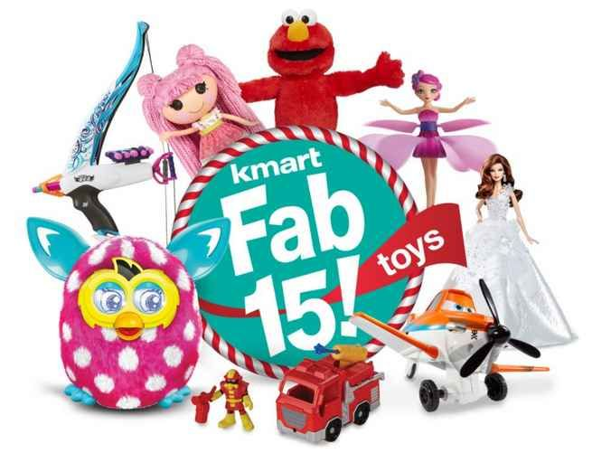 Kmart Christmas Toy Book 2020 The Kmart Toy Book is out with all the Pre Black Friday Sales