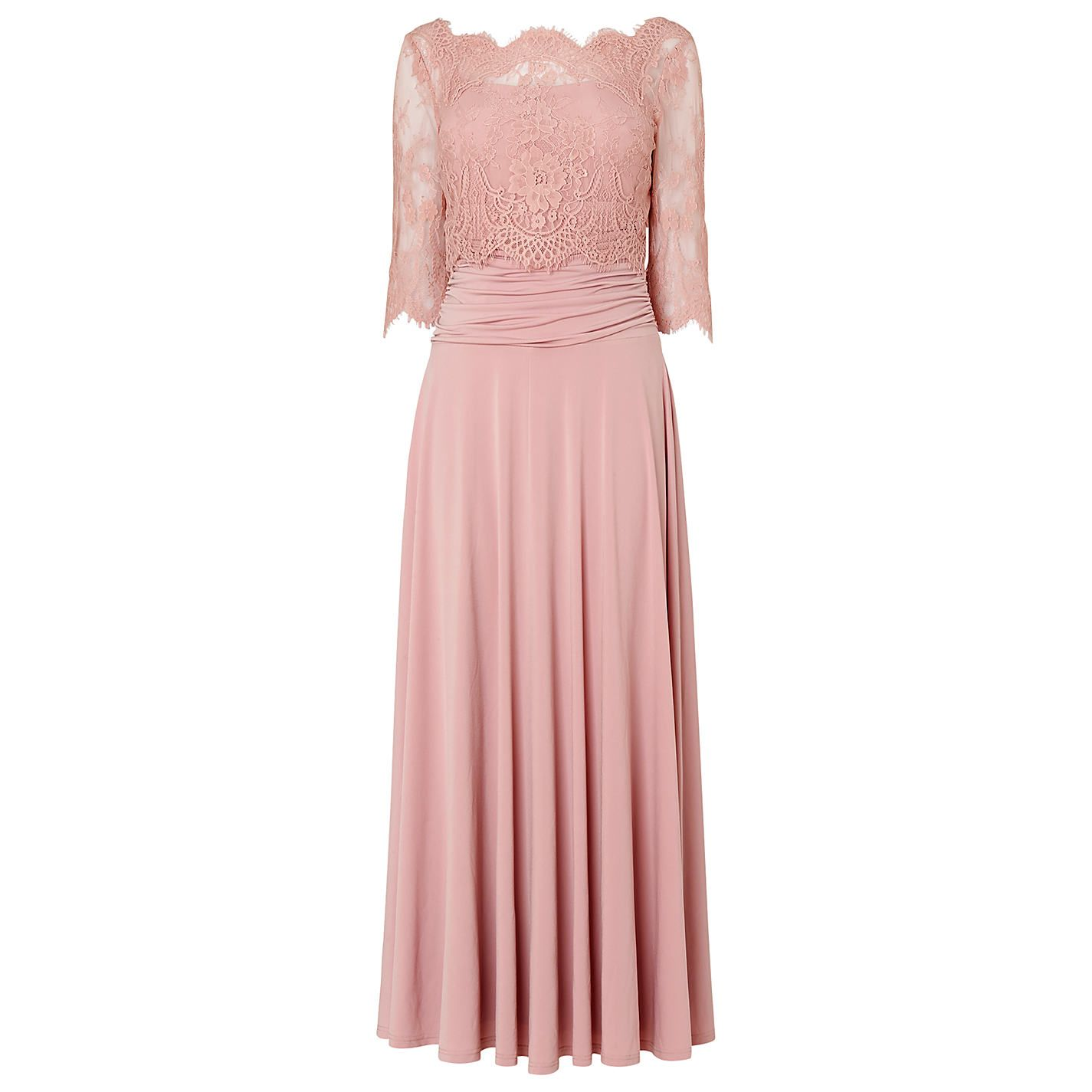 Buy Phase Eight Romily Maxi Dress, Pale Pink | John Lewis | Dreamy ...