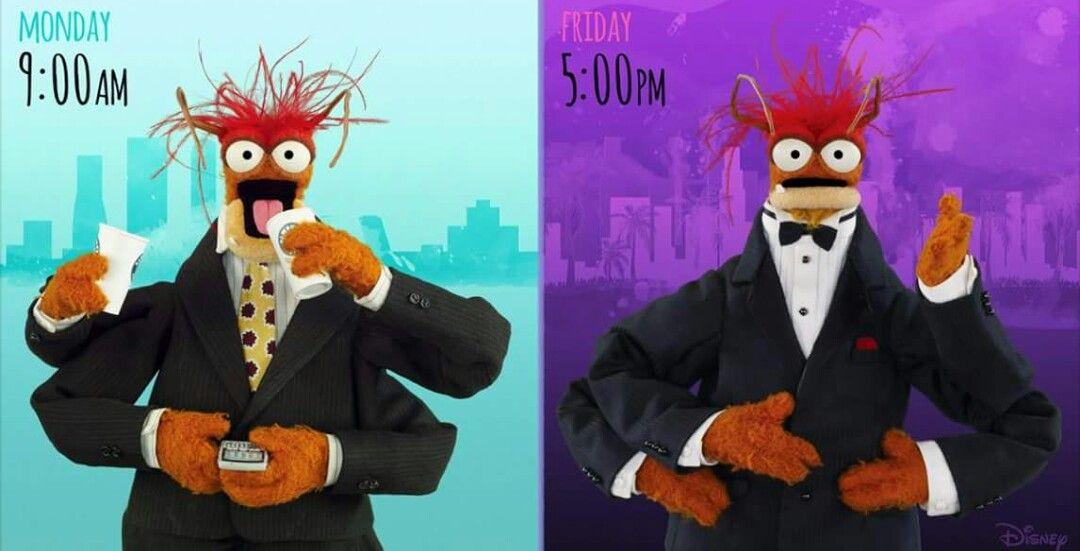 Pin by alan micheel on mahna mahna the muppet show