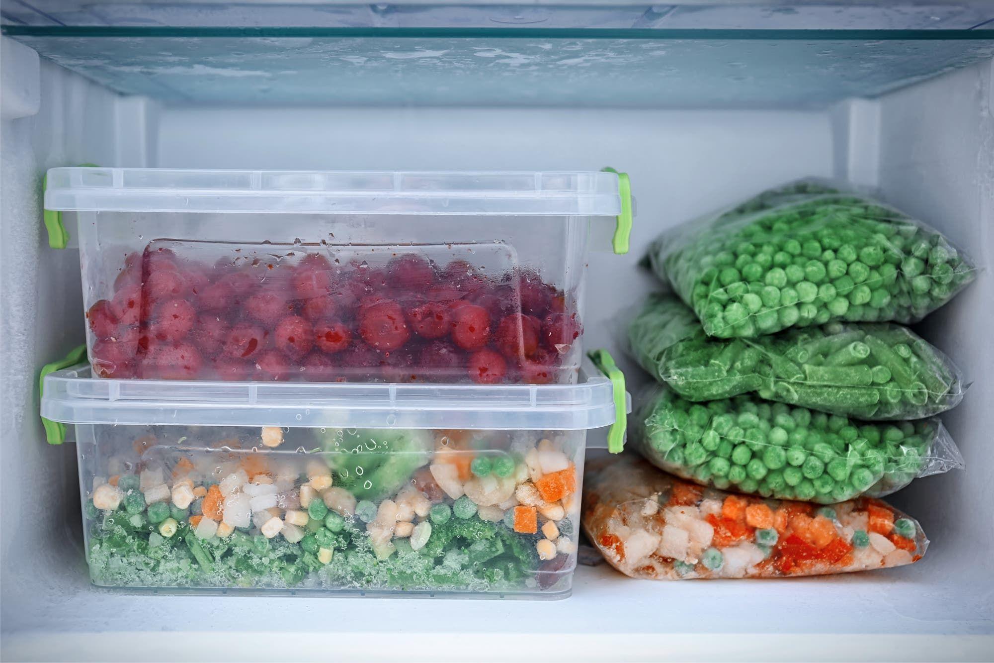 Trucos Para Congelar Y Descongelar Alimentos Descongelar Descongelar Para Freezer Burn Easy Freezer Meals Food
