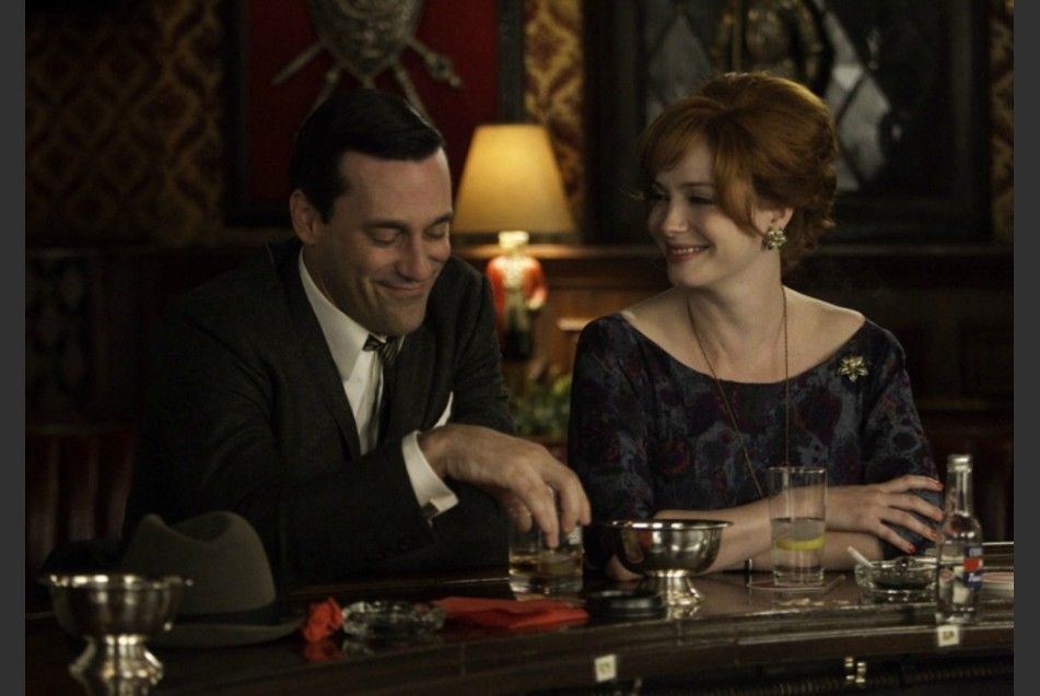 Mad Men! My faves :)