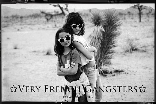 Very French Gangsters - Flash From L.A http://ick.li/Rg1YBz #Vanessa Atlan #veryfrenchgangsters