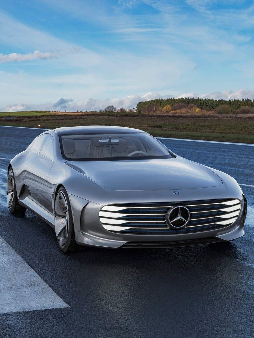 Beautiful Mercedes Benz Iaa Concept The Man Mercedes Concept Futuristic Cars Mercedes