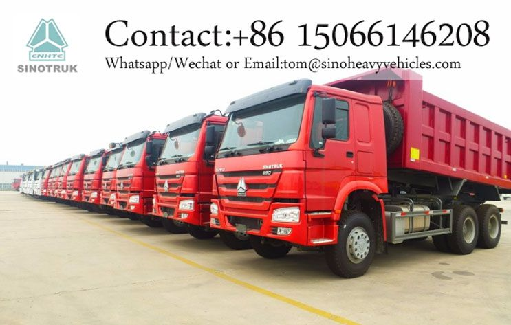 Sino Howo Dump Truck 35ton Capacity With 10 Wheels For Sale In 2020 Trucks Dump Trucks For Sale Dump Truck