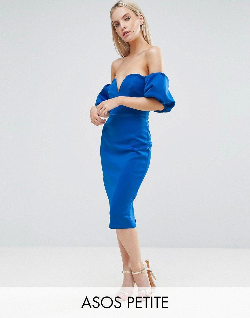 Großzügig Cocktail Blaues Kleid Zeitgenössisch - Brautkleider Ideen ...