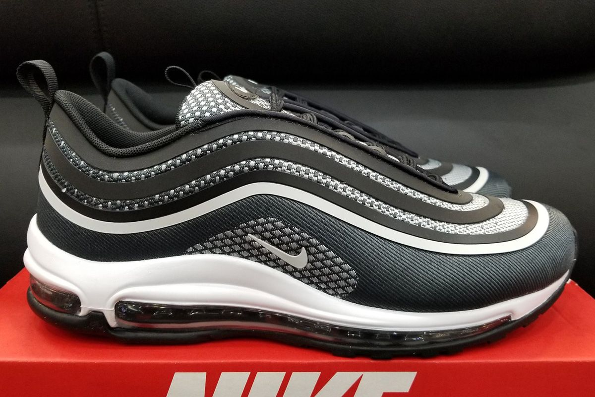 Preview Nike Air Max 97 Ultra 17 In Black Grey Eu Kicks Sneaker Magazine Ropa Zapatillas Tenis