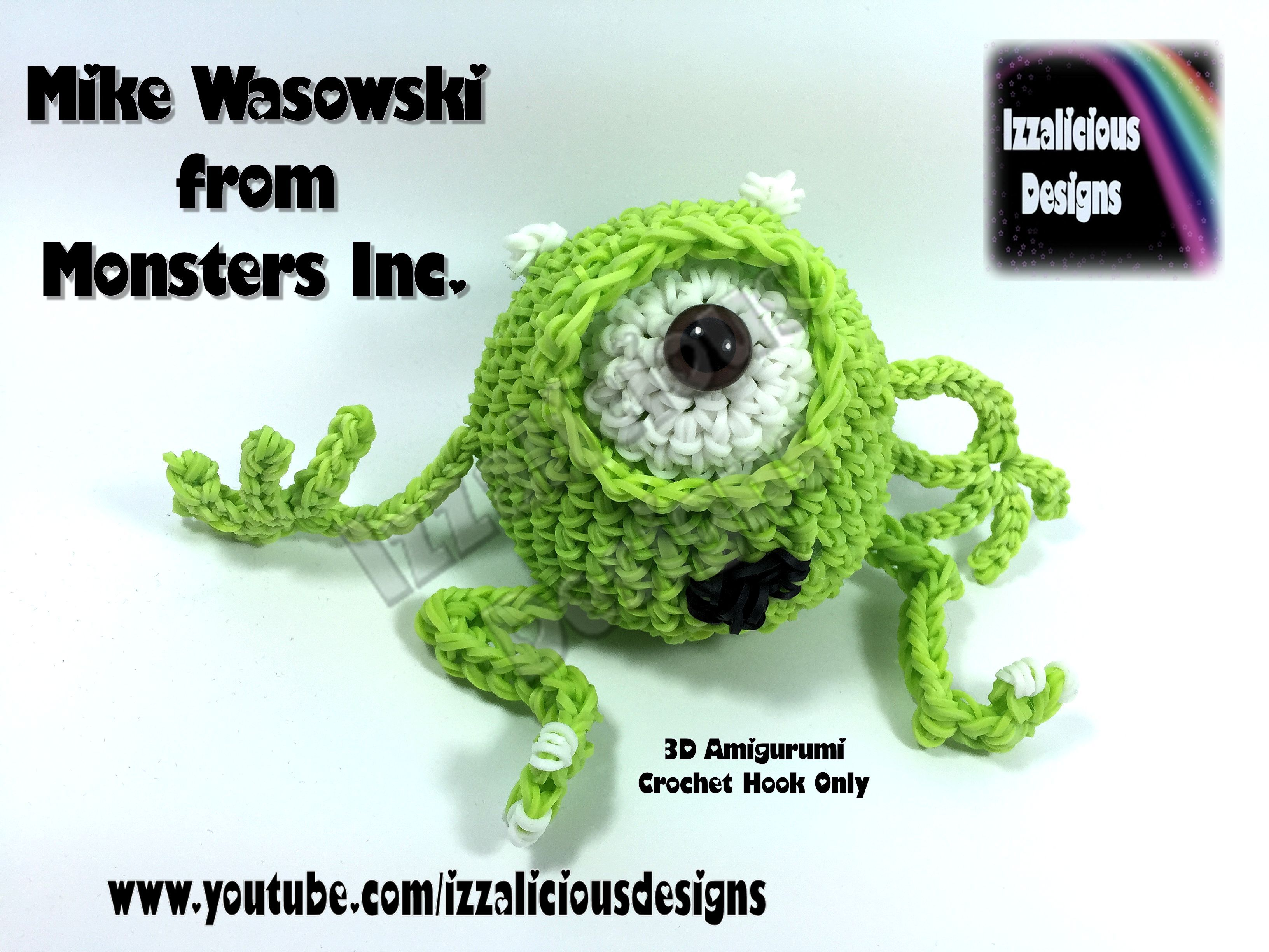 Amigurumi Monsters Inc : Pin by fangirl friday on monsters inc mike sulley