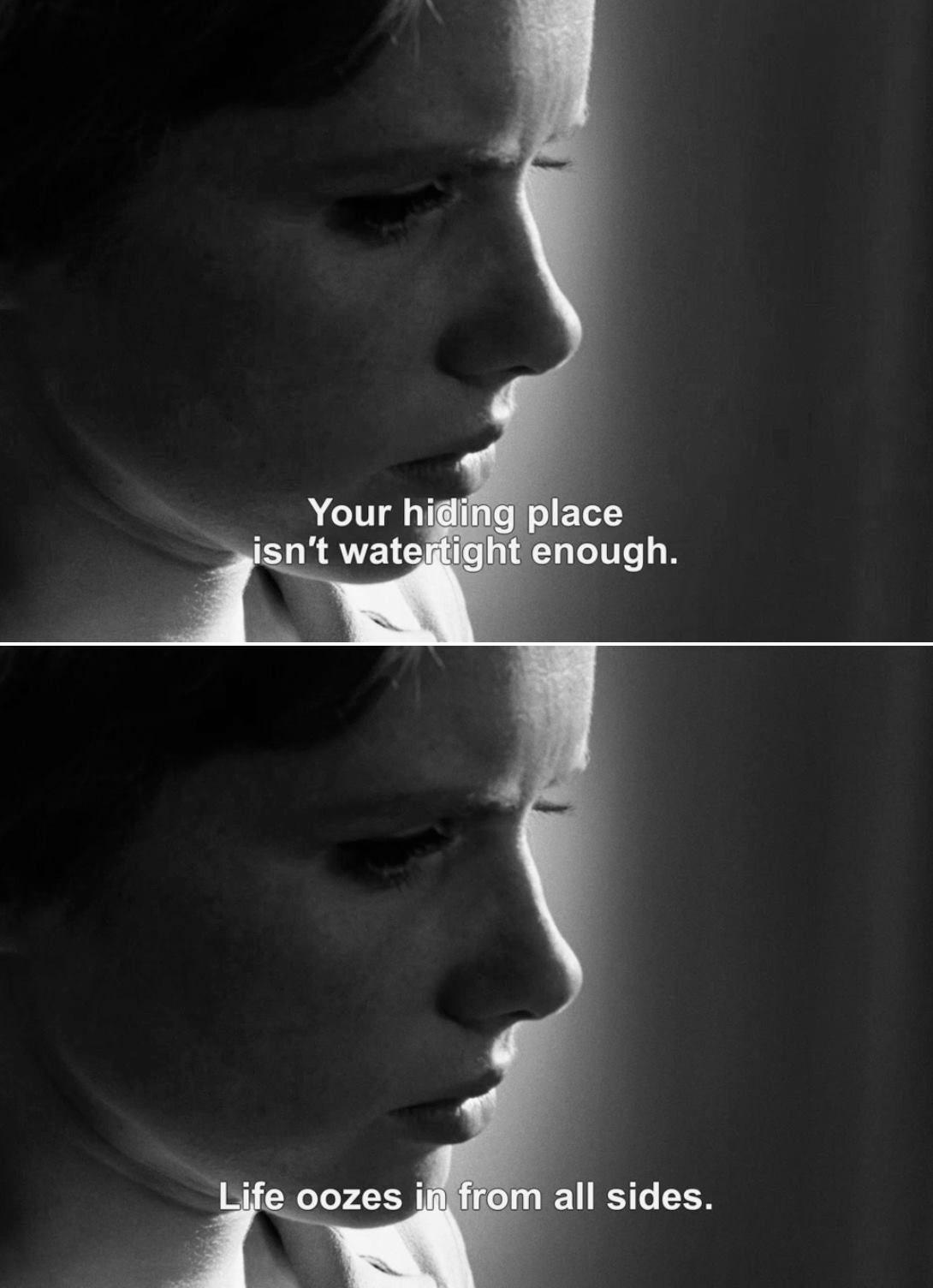 Persona Van Ingmar Bergman 1966 Quotes In 2019 Ingmar Bergman