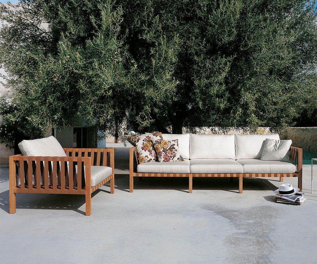 Mistral 101 Armchair Outdoor Sofa Garden Sofa Quality Outdoor Furniture