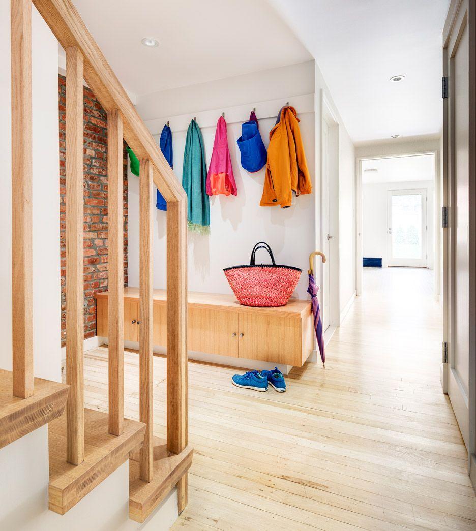 Brooklyn Rowhouse by Barker Freeman