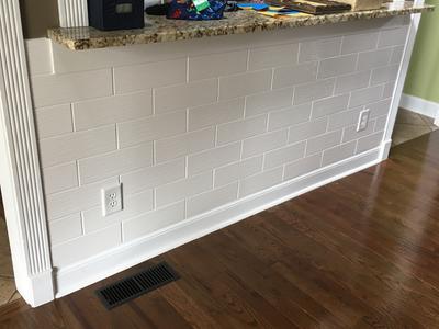 glazed ceramic subway wall tile lowes