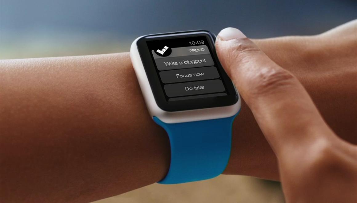 Free Apple Watch Mockups free psd mockup apple watch
