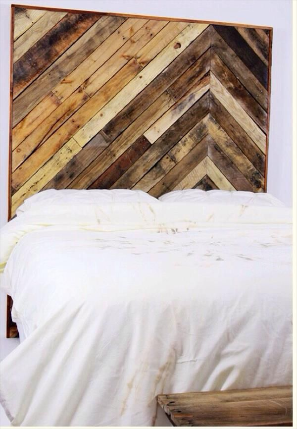 Image result for diy pallet wood headboard and bed base | Carmen and ...