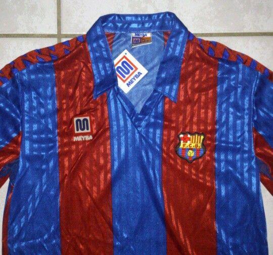 Vintage Melba Barcelona Soccer Jersey Barcelona Soccer Soccer Jersey Soccer