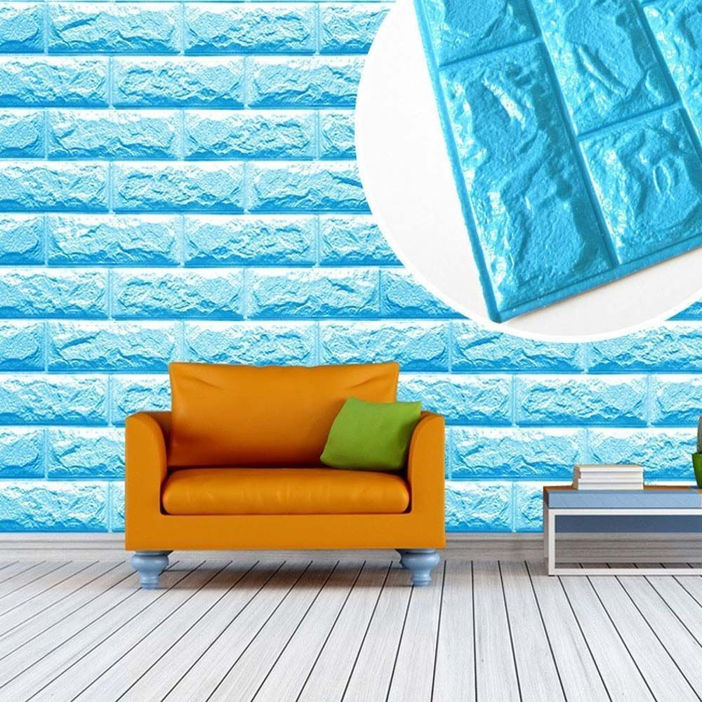 Best 3D Brick Pattern Wallpaper Wall Background Tv Bedroom 640 x 480