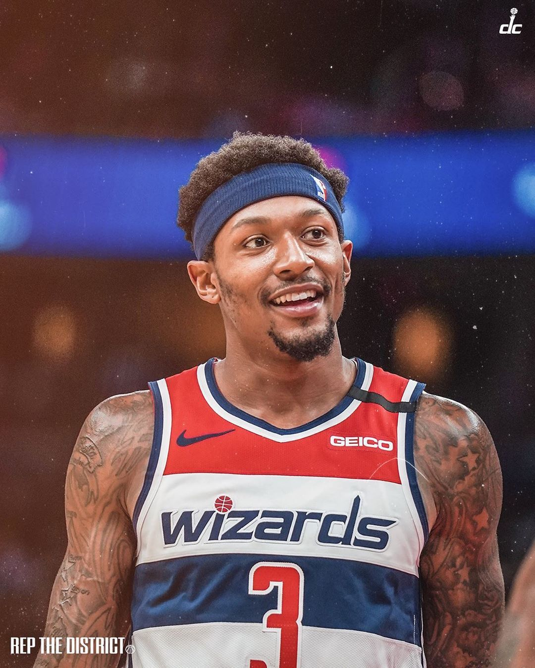 Washington Wizards just a reminder that Bradley Beal