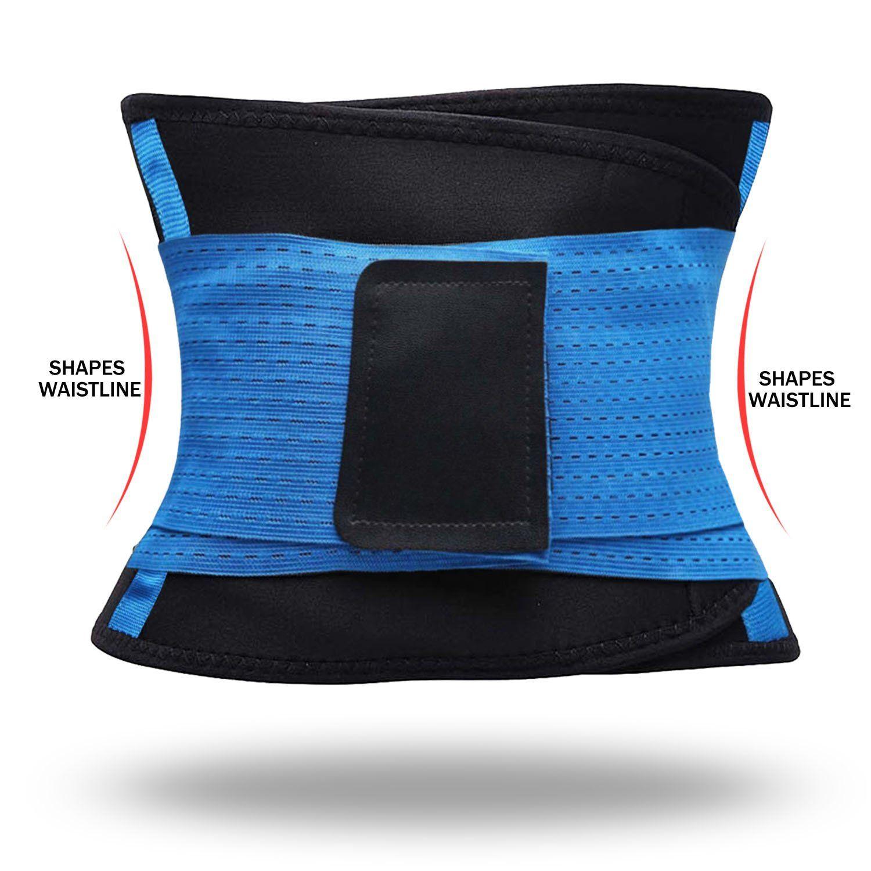 5ad1f085eba Sport Girdle Belt UP Graded Slimming Body Shaper Belt VENUZOR Waist Trainer  Belt for Women Waist Cincher Trimmer