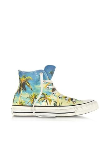 All Star Graphiques Hi Canv - Chaussures - High-tops Et Baskets Converse j3OHWGNE7h