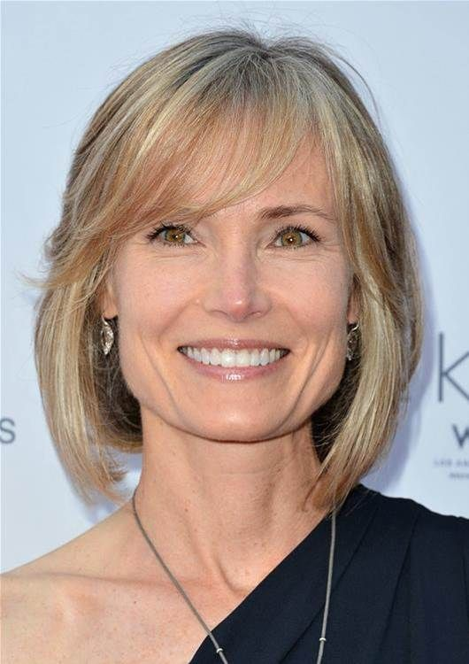 Medium Hairstyles For Fine Hair Over 50   Find your Perfect Hair Style