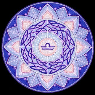 Pin De Liza Korfhage En Mandalas Love Them Mandalas Signos Del Zodiaco Astrología