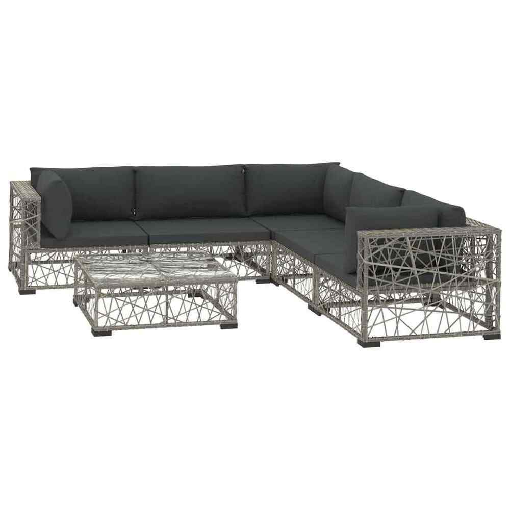 Patio Furniture Clearance Sets Outdoor Rattan Sofa Garden Conversation Sectional Unbranded In 2020