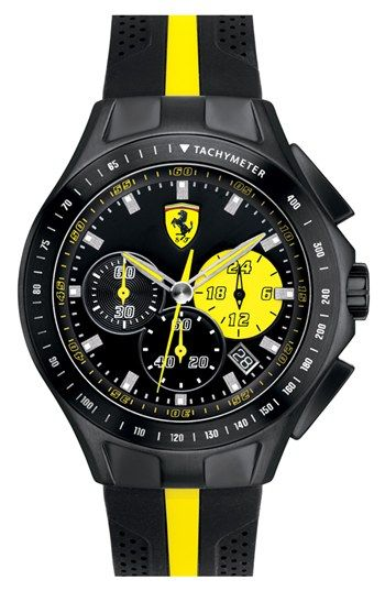 e291d6dabb2 Scuderia Ferrari  Race Day  Chronograph Watch