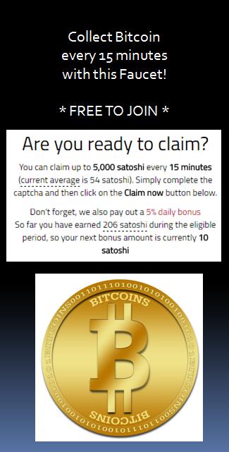 Bonus Bitcoin Faucet - How much can I earn?