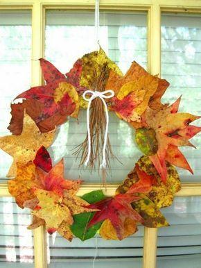 Herbstdeko Ideen Mit Naturmaterialien 60 Kreative Ideen