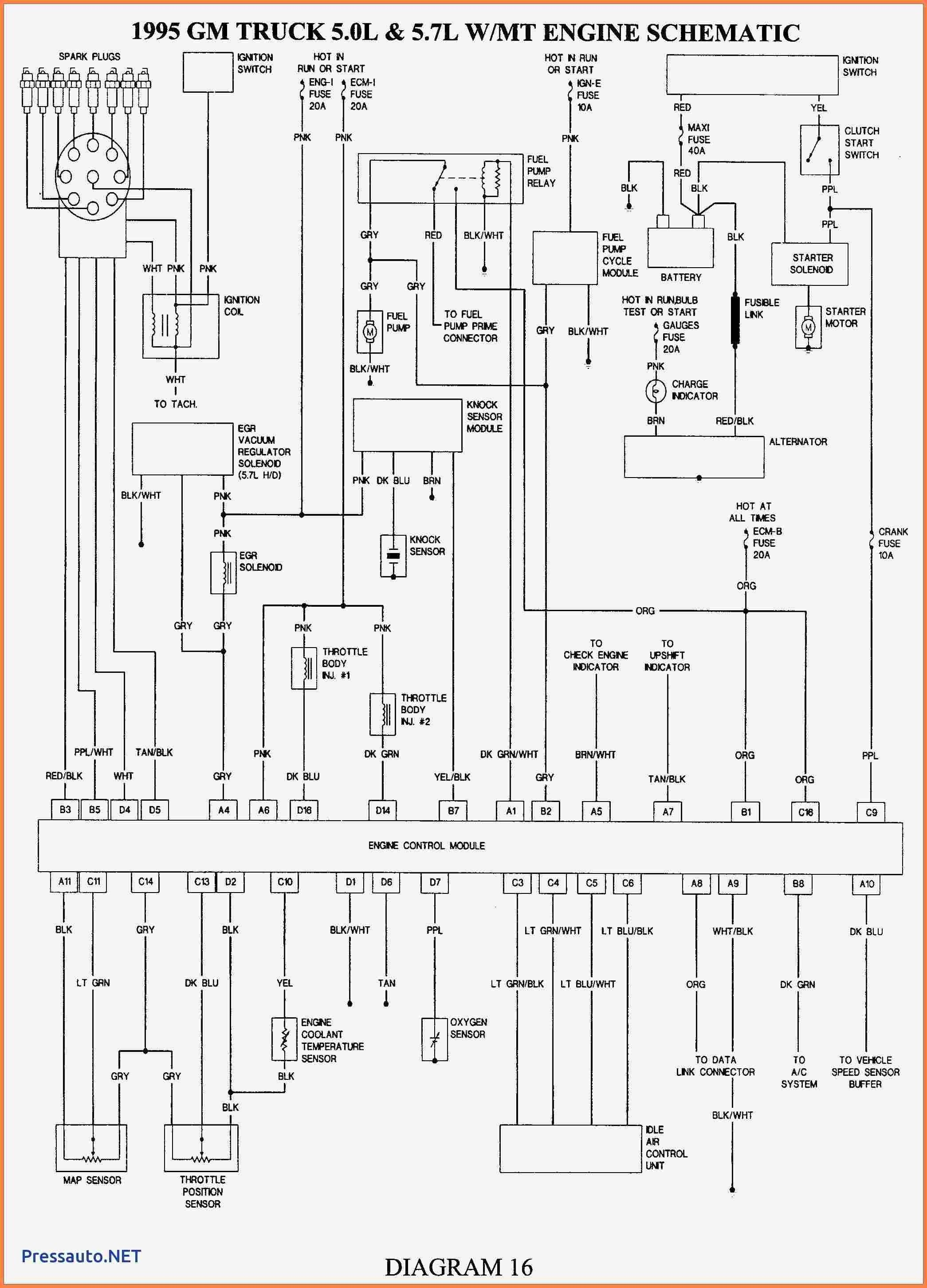 New Automotive Engine Wiring Diagram