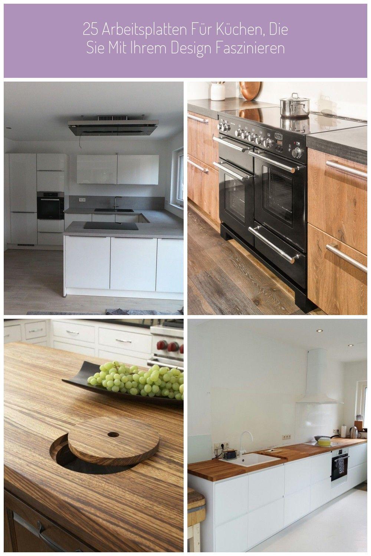 küche weiß glas | hochglanz | arbeitsplatte betonoptik