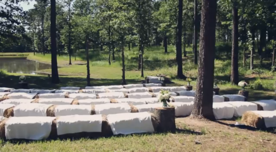 Southern Rustic Wedding Video Chic