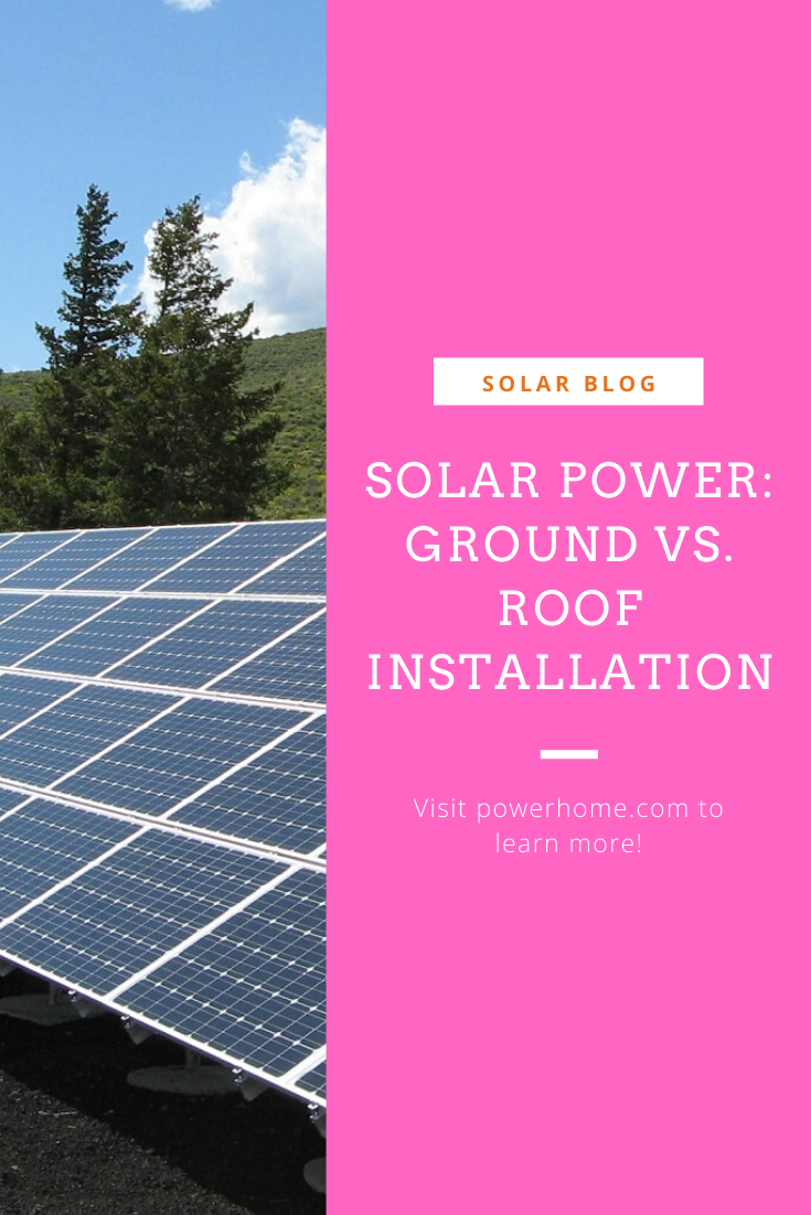 Ground Or Roof What Makes Sense For You Solar Solar News Roof Installation
