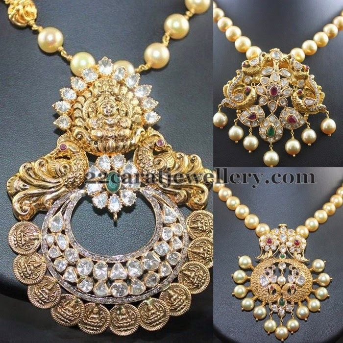 Pachi Work Pendants by Surajbhan | Pendants, Indian jewelry and Jewel