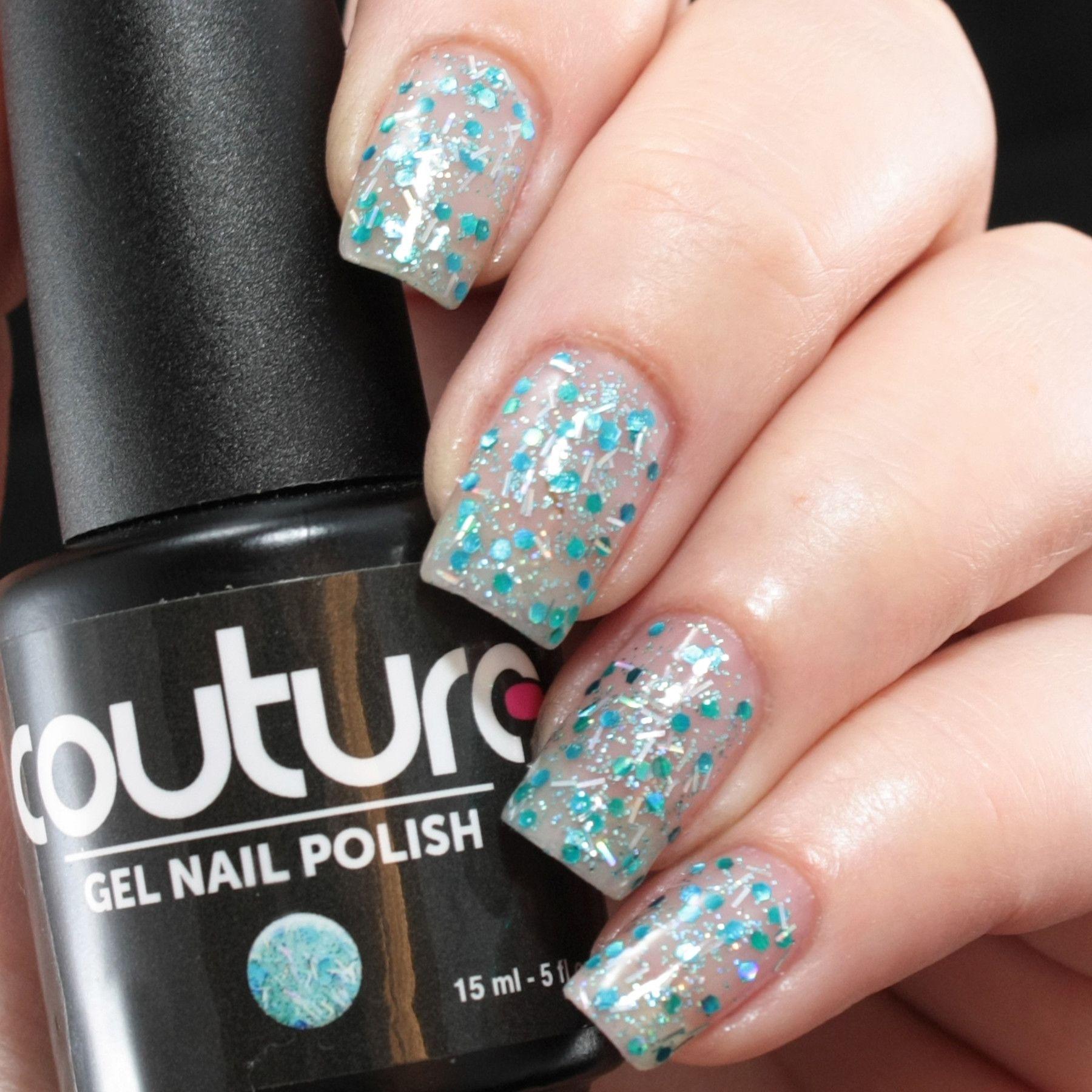 Drama Queen 31 By Couture Gel Nail Polish Nail Designs