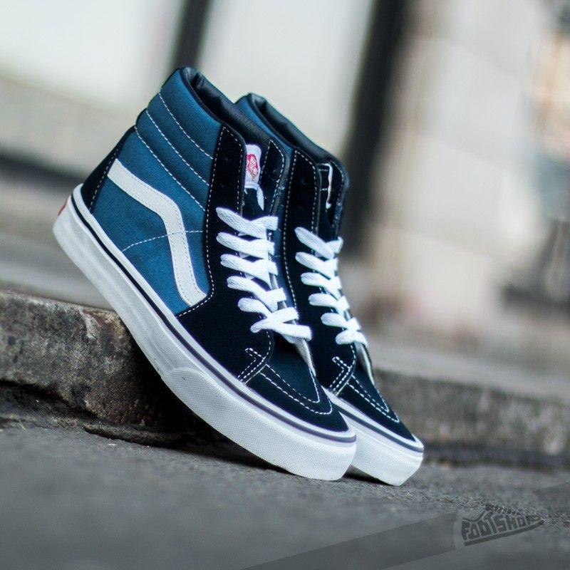 mens sneakers casual vans. Classic hi top skate shoe | Mens