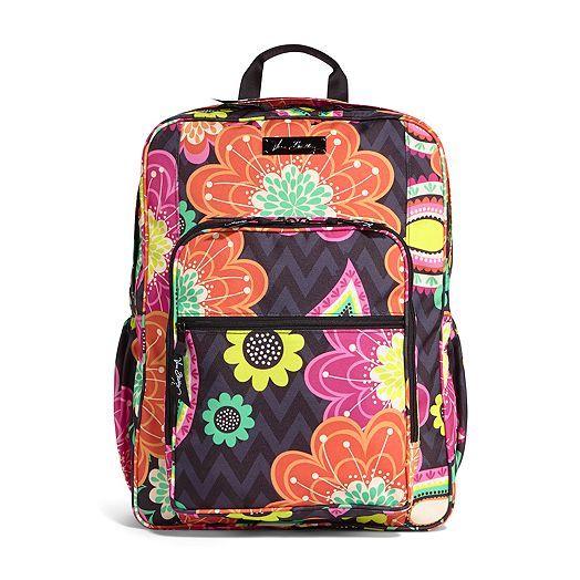 Lighten Up Large Backpack in Ziggy Zinnia $98