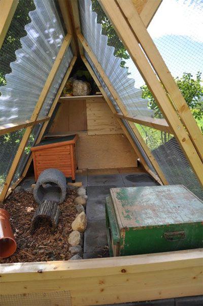 construction d 39 un habitat ext rieur permanent pour lapin marguerite et cie petit lapin. Black Bedroom Furniture Sets. Home Design Ideas