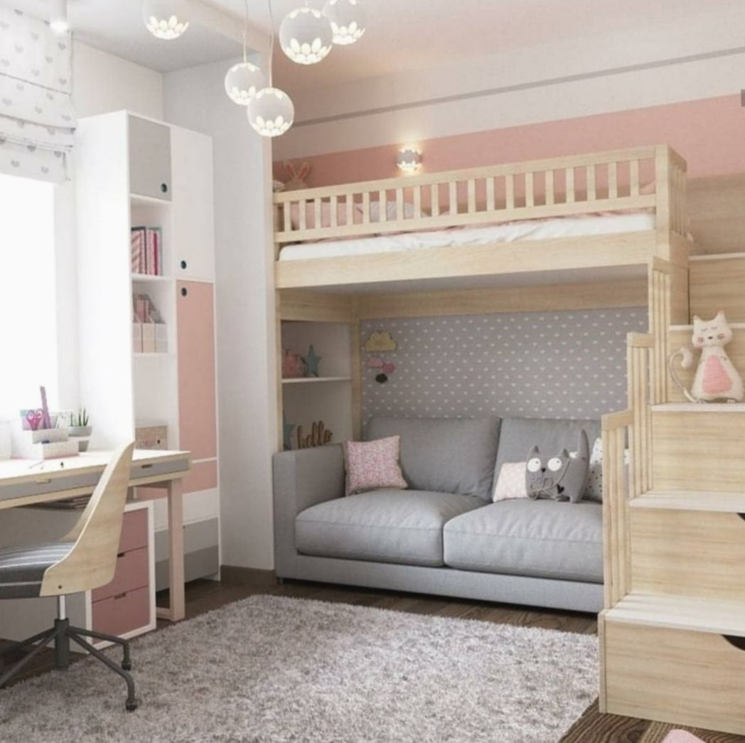 Pin By Dorcas Gomes Co On Bedroom Small Room Bedroom Girl