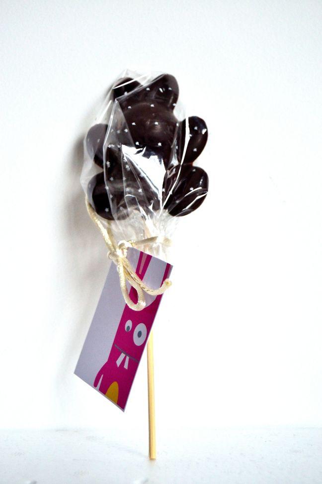 Moments Alicante Conejito de Pascua chocolate relleno con dulce de leche